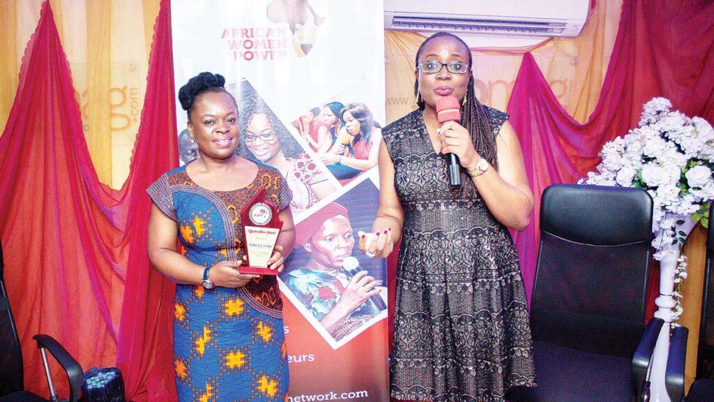 AWP Network honours Itoro Eze-Anaba, founder of Mirabel Center